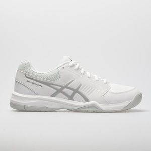 ASICS Women's Gel-Dedicate 5 Tennis Shoe White